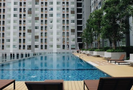 For Rent Condo 23 sqm in Bang Sue, Bangkok, Thailand