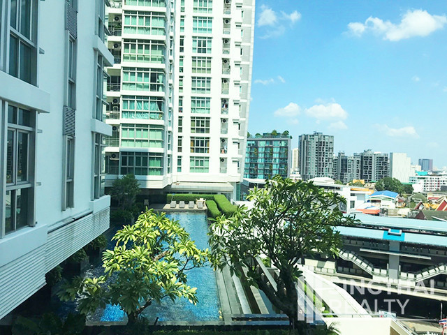 Nusasiri Grand - For Rent 3 Beds Condo Near BTS Ekkamai, Bangkok, Thailand | Ref. TH-EYBPKXEI