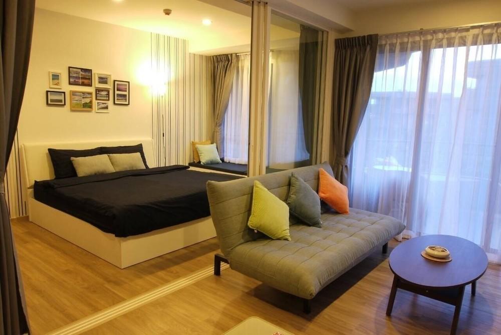Baan San Ngam Huahin - For Sale 1 Bed Condo in Cha Am, Phetchaburi, Thailand | Ref. TH-MIEURLGC