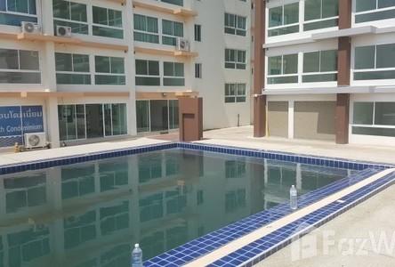 For Rent 1 Bed Condo in Sattahip, Chonburi, Thailand