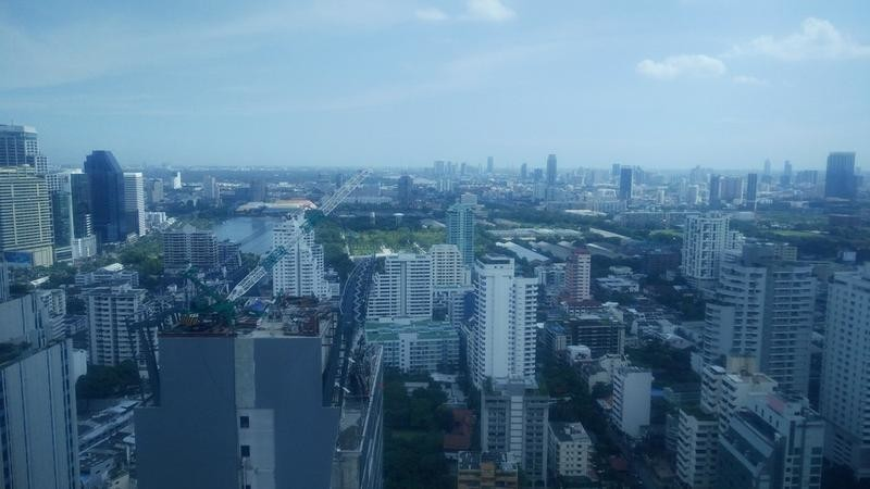 Hyde Sukhumvit - For Rent 2 Beds Condo Near BTS Nana, Bangkok, Thailand | Ref. TH-ILUXPPUR