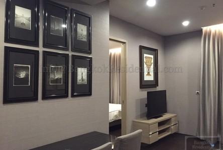 For Rent 1 Bed Condo Near BTS Phrom Phong, Bangkok, Thailand