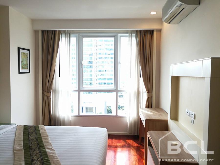 จีเอ็ม เซอร์วิส อพาร์ตเมนท์ - ให้เช่า คอนโด 2 ห้องนอน คลองเตย กรุงเทพฯ | Ref. TH-SJTXIXVT