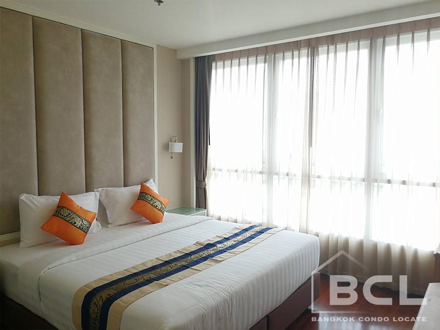 จีเอ็ม เซอร์วิส อพาร์ตเมนท์ - ให้เช่า คอนโด 2 ห้องนอน คลองเตย กรุงเทพฯ | Ref. TH-PUFBSESE