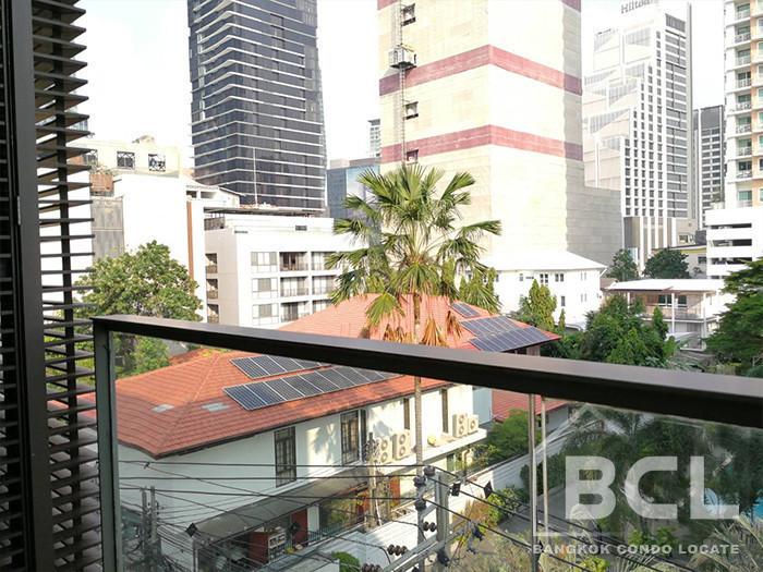 Living @ 24 - В аренду: Кондо с 2 спальнями возле станции BTS Phrom Phong, Bangkok, Таиланд   Ref. TH-LJECIIYK