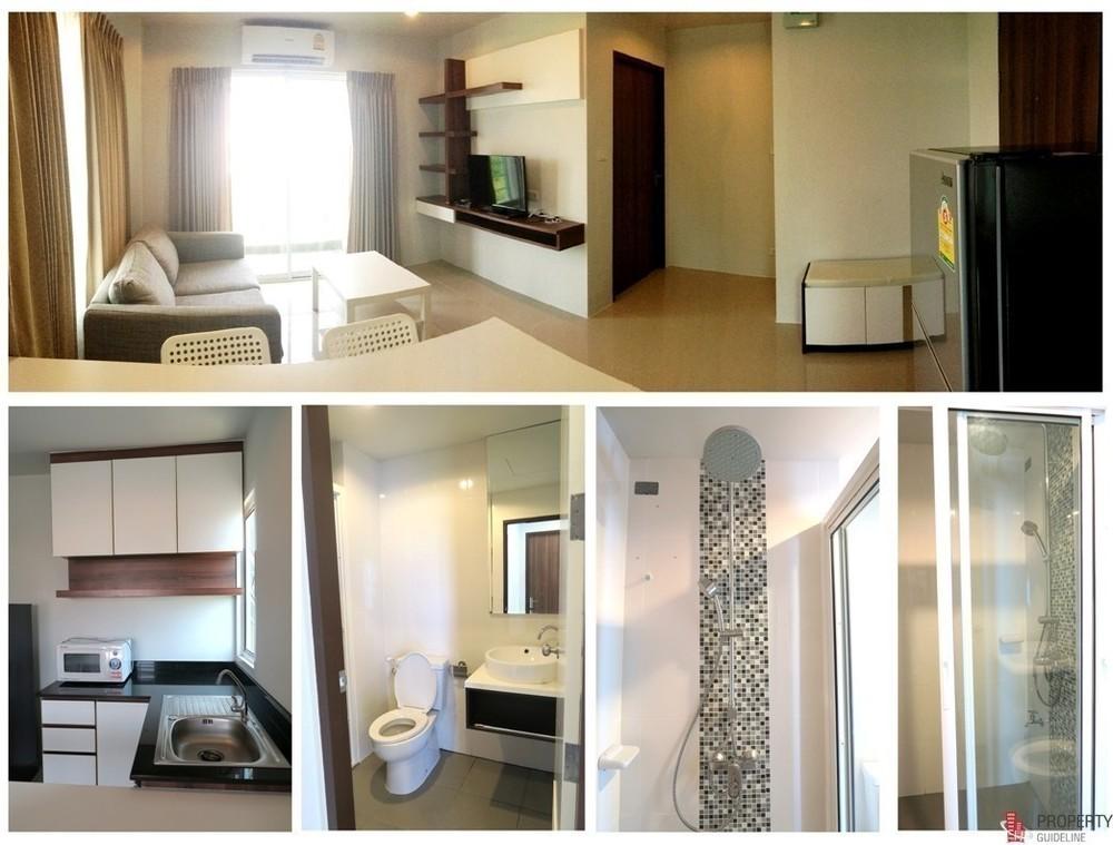 ขาย หรือ เช่า คอนโด 1 ห้องนอน เมืองระยอง ระยอง | Ref. TH-ZKVNKBKT