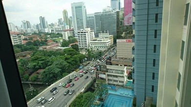 Located in the same building - Q Asoke