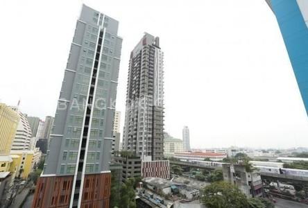 For Rent コンド 28 sqm Near BTS Victory Monument, Bangkok, Thailand