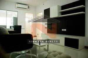 Supalai Park Asoke - Ratchada - В аренду: Кондо с 2 спальнями возле станции MRT Phraram Kao 9, Bangkok, Таиланд | Ref. TH-WIZDJJVM
