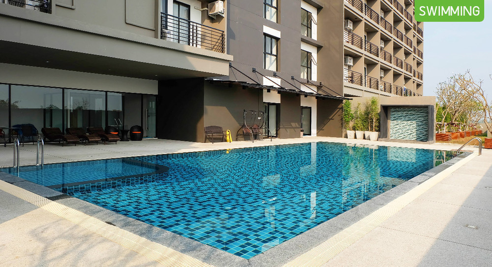 For Sale or Rent 1 Bed Condo in Mueang Khon Kaen, Khon Kaen, Thailand | Ref. TH-AZZEAYRM