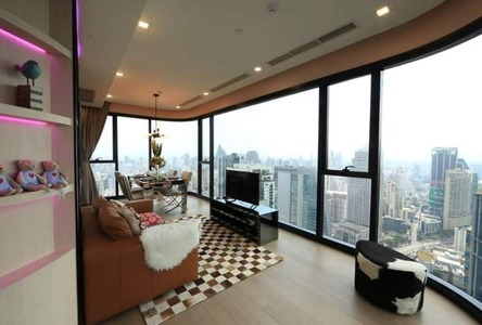 Продажа или аренда: Кондо с 3 спальнями возле станции BTS Asok, Bangkok, Таиланд