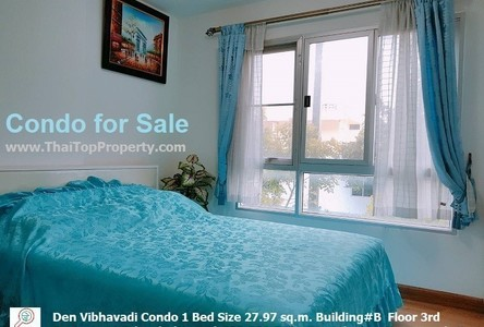 For Sale or Rent 1 Bed Condo in Don Mueang, Bangkok, Thailand