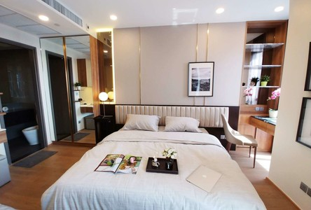 For Rent 1 Bed Condo Near MRT Sam Yan, Bangkok, Thailand