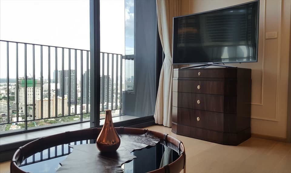 HQ by Sansiri - For Rent 1 Bed コンド in Watthana, Bangkok, Thailand | Ref. TH-OXJLTDGD