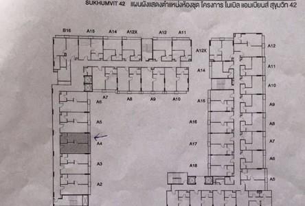 For Sale 1 Bed Condo Near BTS Ekkamai, Bangkok, Thailand