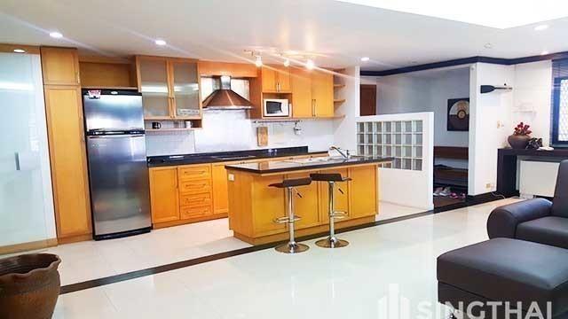 Saranjai Mansion - В аренду: Кондо с 2 спальнями возле станции BTS Nana, Bangkok, Таиланд   Ref. TH-WLWCMELL