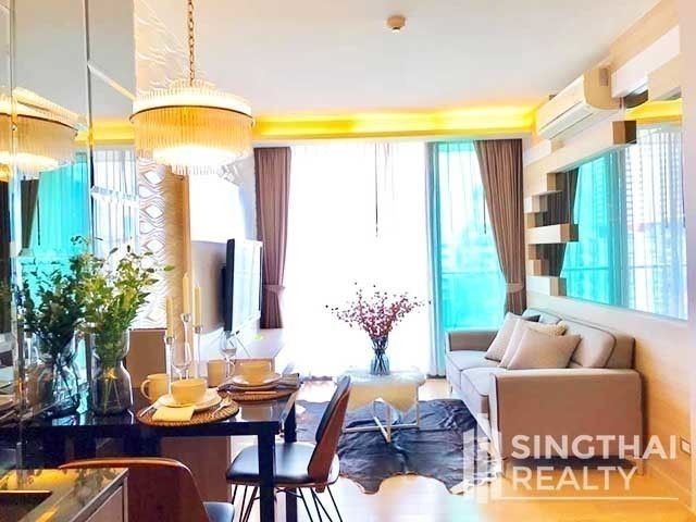 Via 49 - For Sale 1 Bed Condo in Watthana, Bangkok, Thailand | Ref. TH-KFTDRAEC