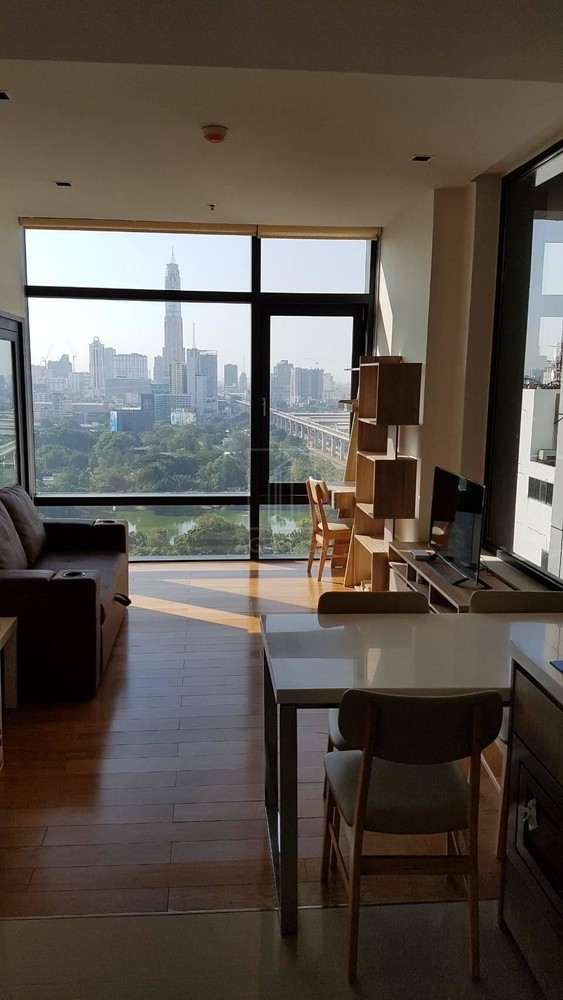 Circle Living Prototype - For Sale or Rent 1 Bed Condo in Ratchathewi, Bangkok, Thailand | Ref. TH-BMKMPNIJ