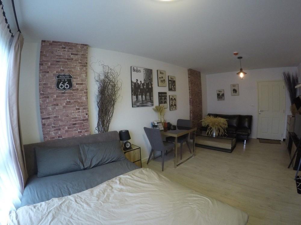 Baan Peang Ploen - For Rent コンド 30 sqm in Hua Hin, Prachuap Khiri Khan, Thailand | Ref. TH-ONTFMXQO