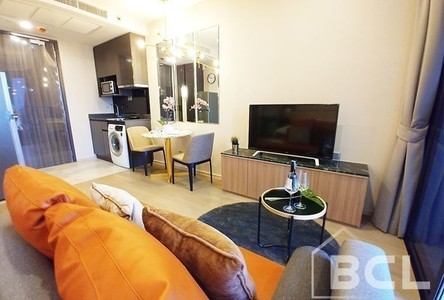 For Rent 1 Bed Condo Near MRT Phraram Kao 9, Bangkok, Thailand