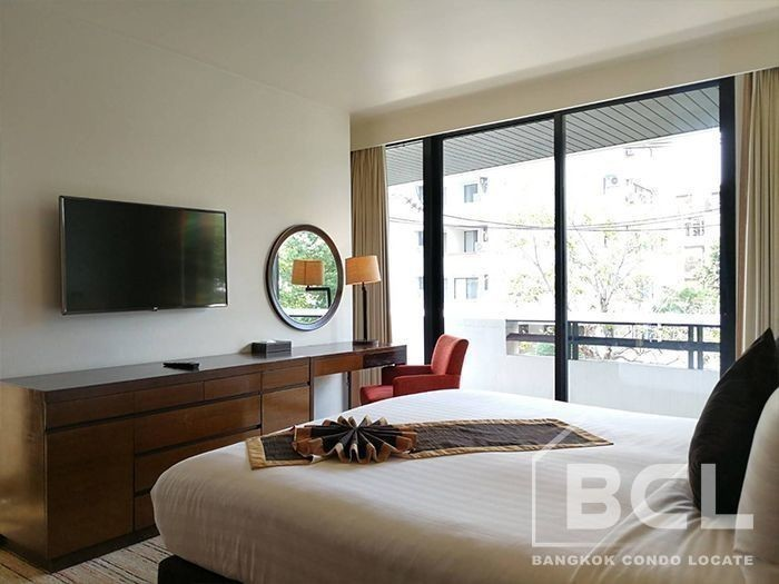 Oakwood Residence - For Rent 3 Beds Condo in Watthana, Bangkok, Thailand | Ref. TH-MWSASBJU