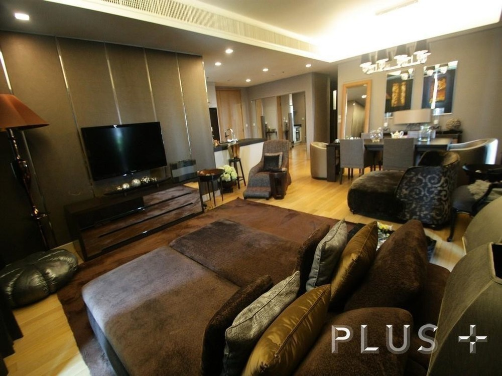 Prive by Sansiri - For Rent 3 Beds Condo in Pathum Wan, Bangkok, Thailand | Ref. TH-UMYXWWQK
