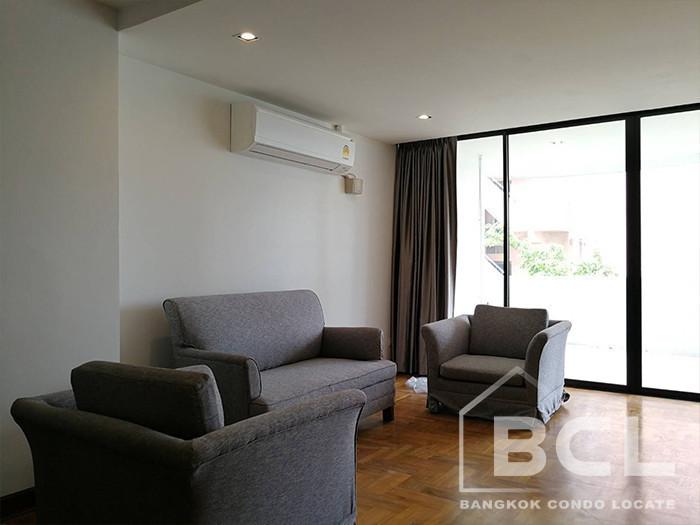 Premier Condominium - В аренду: Кондо с 2 спальнями возле станции BTS Phrom Phong, Bangkok, Таиланд   Ref. TH-HTNUSOWL