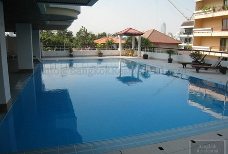 В аренду: Кондо с 2 спальнями возле станции MRT Queen Sirikit National Convention Centre, Bangkok, Таиланд