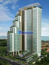 Located in the same area - The Peak Towers