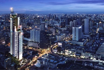 For Sale 1 Bed Condo Near MRT Sam Yan, Bangkok, Thailand