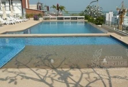 For Sale Condo 51.62 sqm in Pattaya, Chonburi, Thailand