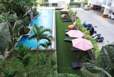 For Rent 1 Bed Condo in Pattaya, Chonburi, Thailand