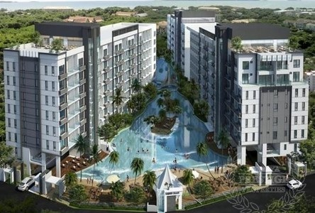 For Sale Condo 25 sqm in Pattaya, Chonburi, Thailand