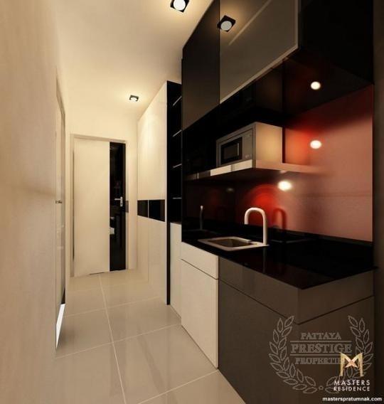 มาสเตอร์ เรสซิเดนซ์ - ขาย คอนโด 1 ห้องนอน พัทยา ชลบุรี | Ref. TH-BZZSCGLK