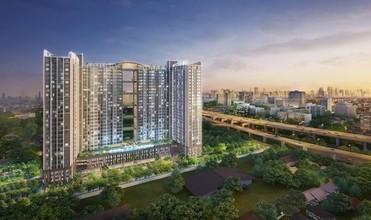 Located in the same area - Supalai Veranda Rama 9