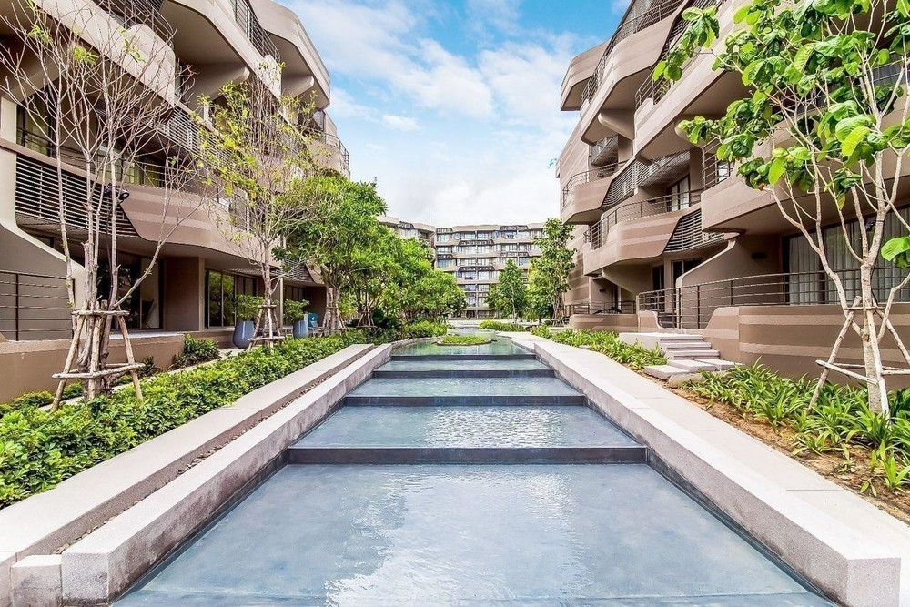 Baan San Ngam Huahin - For Sale 2 Beds Condo in Cha Am, Phetchaburi, Thailand | Ref. TH-MBEYXGPX