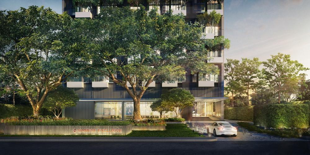 ไซมิส เอ๊กซ์คลูซีพ สุขุมวิท 31 - ขาย คอนโด 1 ห้องนอน วัฒนา กรุงเทพฯ | Ref. TH-SKPPKUQD