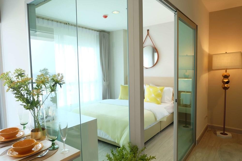 Aspire Ngamwongwan - For Rent 1 Bed Condo in Lak Si, Bangkok, Thailand   Ref. TH-CIUMPXDO