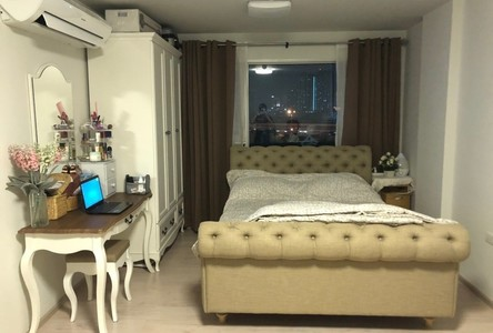 For Sale 1 Bed Condo Near BTS Wutthakat, Bangkok, Thailand