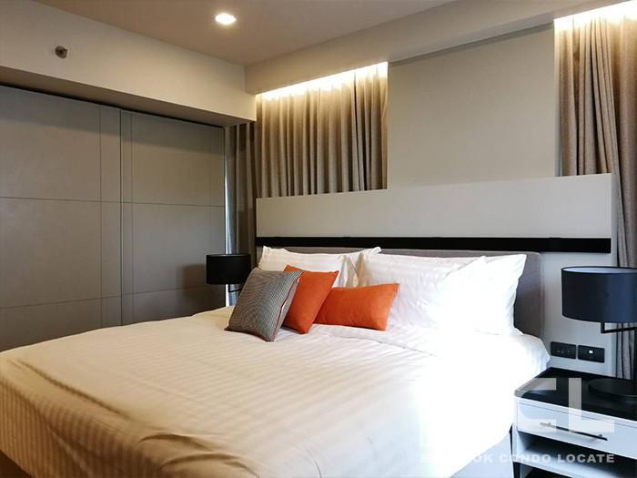 Oakwood Residence - For Rent 2 Beds Condo in Watthana, Bangkok, Thailand | Ref. TH-BEUUMKXK