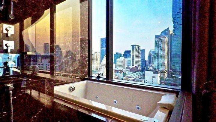 Ashton Silom - For Rent 2 Beds Condo Near BTS Chong Nonsi, Bangkok, Thailand | Ref. TH-VEXHLLJN