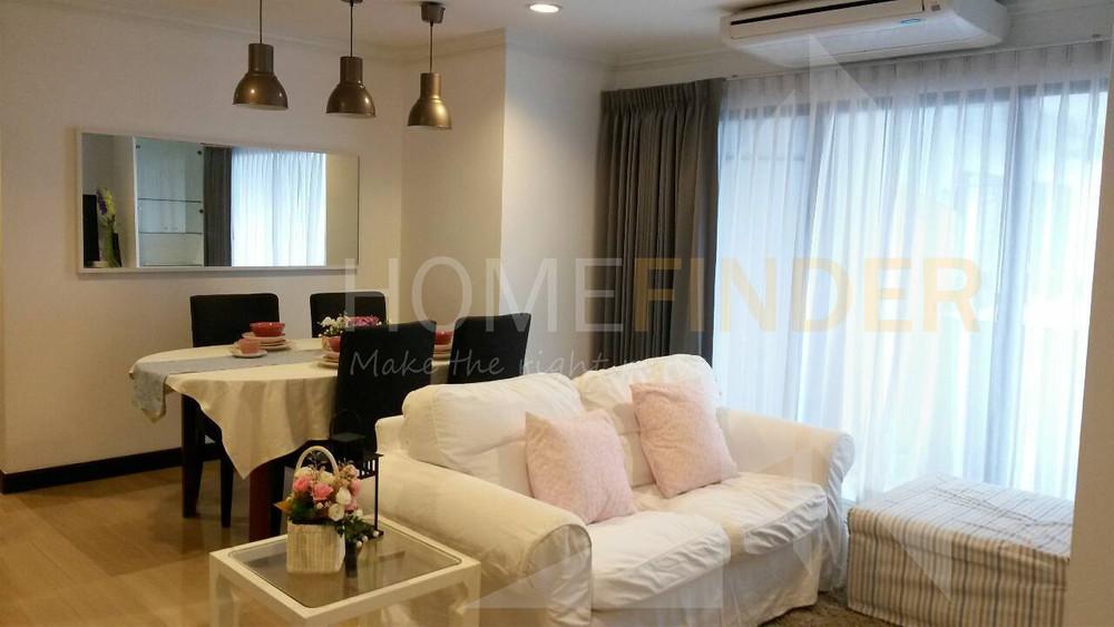Richmond Palace - В аренду: Кондо с 3 спальнями в районе Bang Bon, Bangkok, Таиланд   Ref. TH-LZRBPPKW
