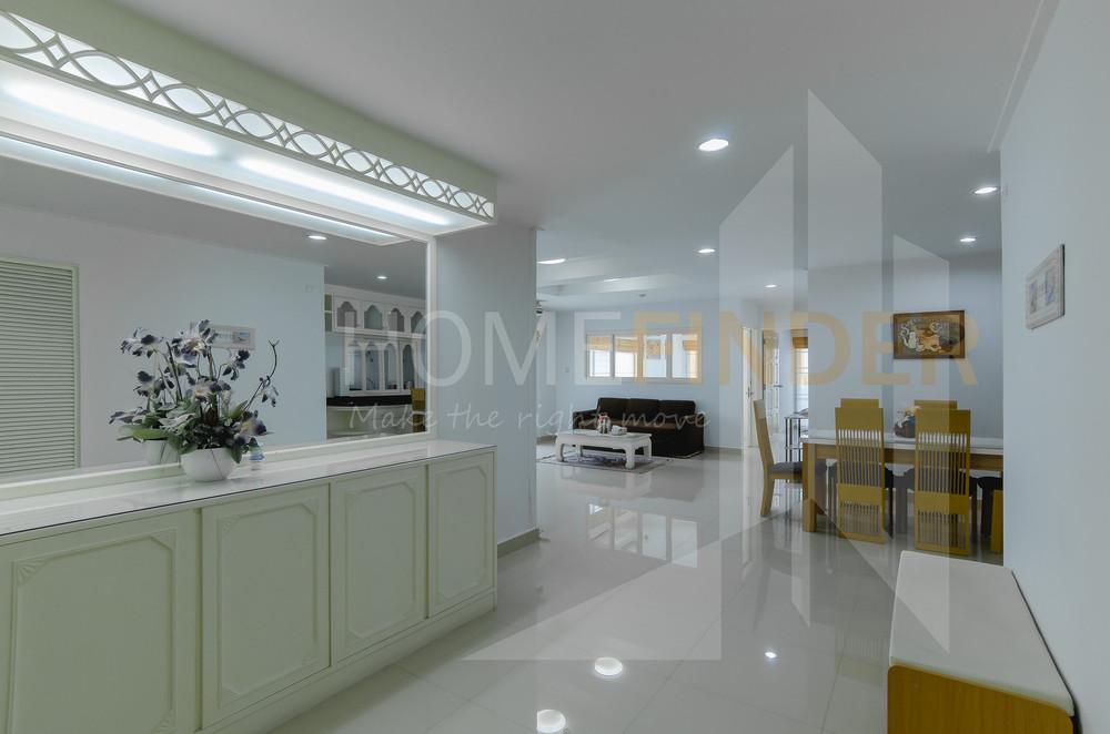 Richmond Palace - В аренду: Кондо с 3 спальнями в районе Bang Bon, Bangkok, Таиланд | Ref. TH-QQVDJAJN