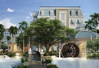 Located in the same building - Grand Florida Beachfront Condo Resort Pattaya