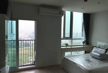 For Rent Condo 25.32 sqm Near MRT Thailand Cultural Centre, Bangkok, Thailand
