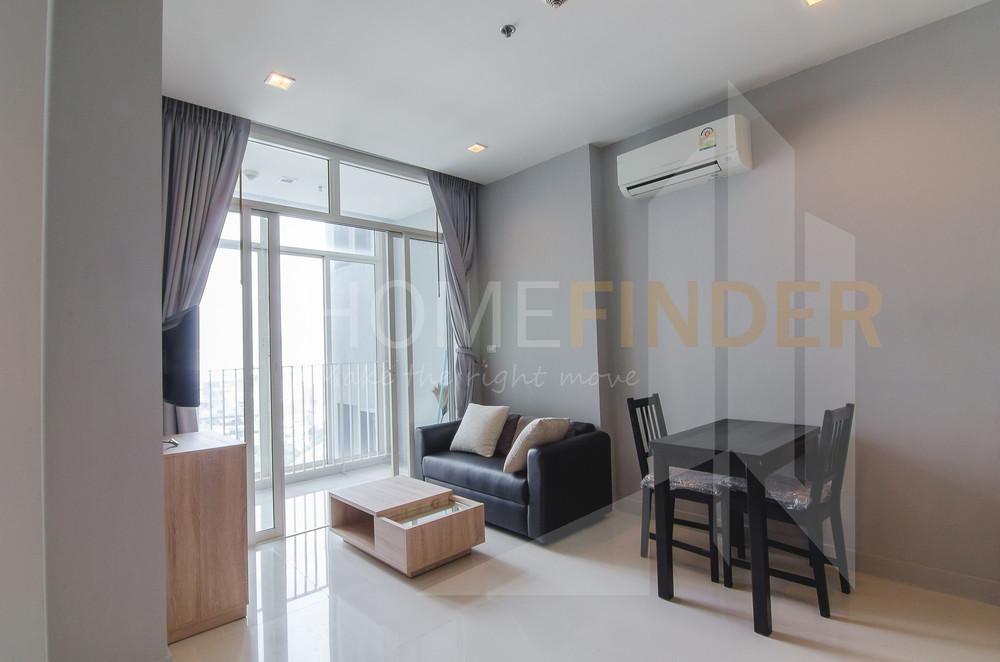 Ideo Verve Ratchaprarop - For Sale 1 Bed コンド in Bang Bon, Bangkok, Thailand | Ref. TH-BYCWVSZQ