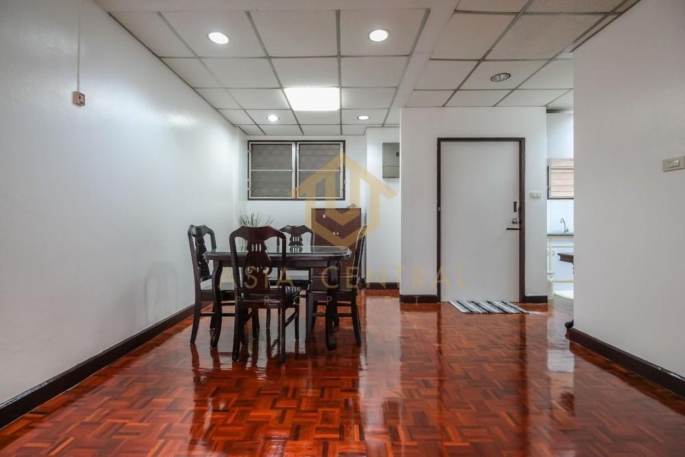 Prasanmit Condominium - For Rent 1 Bed Condo Near MRT Sukhumvit, Bangkok, Thailand | Ref. TH-QAHFZPGH