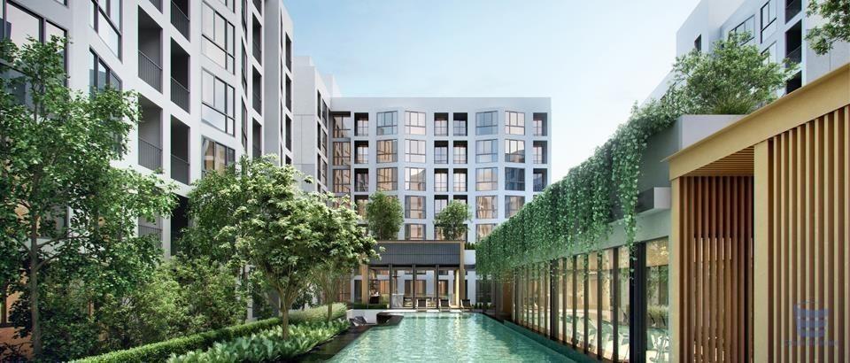 The Nest Sukhumvit 71 - For Sale 1 Bed コンド in Watthana, Bangkok, Thailand | Ref. TH-OQKFFDLP