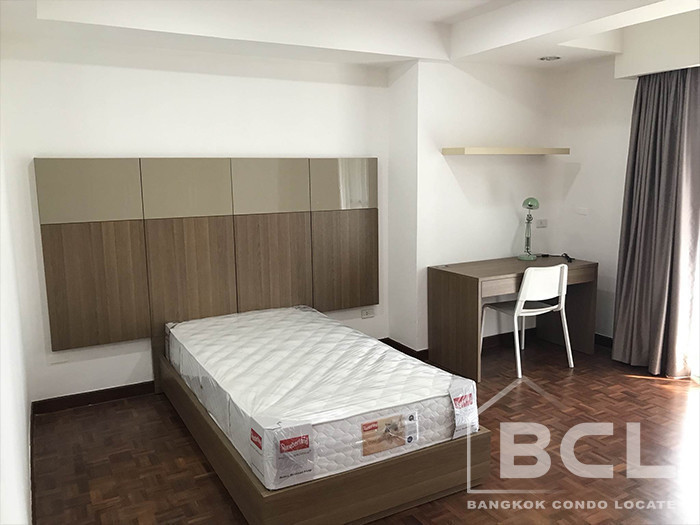 Prompong Mansion - For Rent 3 Beds Condo Near BTS Phrom Phong, Bangkok, Thailand | Ref. TH-KXGERTYY