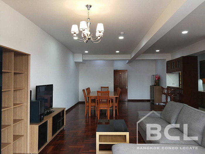 Prompong Mansion - For Rent 3 Beds Condo Near BTS Phrom Phong, Bangkok, Thailand | Ref. TH-QBDFJWVU